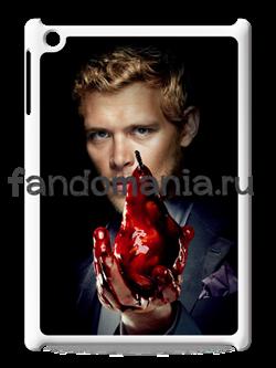 "Чехол для iPad ""Клаус"" (Дневники Вампира) - фото 5506"