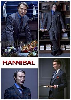 "Постер ""Hannibal"" (Ганнибал) - фото 5522"