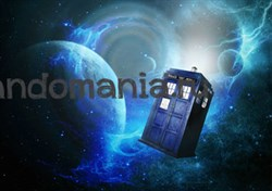 Постер Тардис (Доктор Кто) - фото 5532