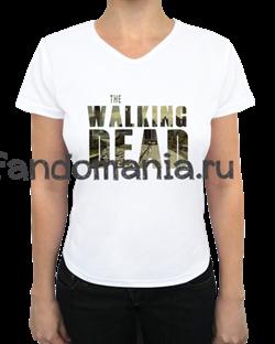 "Футболка ""The Walking Dead"" (Ходячие мертвецы) - фото 5553"