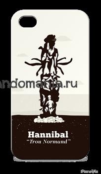"""Чехол для мобильного телефона """"Trou Normand"""" (Ганнибал) - фото 5794"""