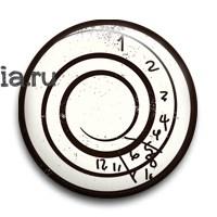 """Значок """"Часы Уилла"""" (Ганнибал) - фото 5804"""