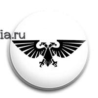 """Значок """"Вархаммер"""" - фото 5809"""