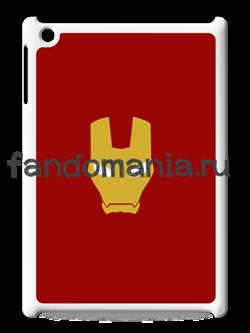 """Чехол для iPad """"Железный человек"""" - фото 5868"""