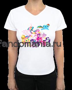 """Футболка """"My Little Pony"""" - фото 5900"""
