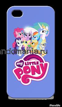 "Чехол для мобильного телефона ""My Little Pony"" - фото 5902"