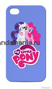 "Чехол для мобильного телефона ""My Little Pony"" - фото 5906"
