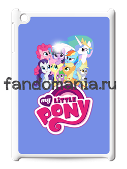 "Чехол для iPad ""My Little Pony"" - фото 5918"