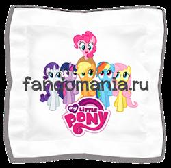 """Подушка """"My Little Pony"""" - фото 5923"""