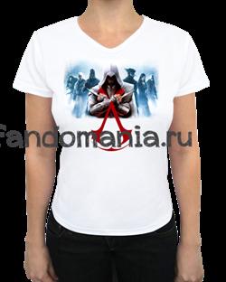 """Футболка """"Assassin`s Creed"""" - фото 5932"""