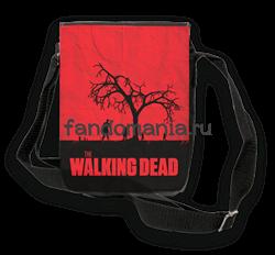 """Сумка с клапаном """"Walking Dead"""" (Ходячие мертвецы) - фото 5977"""