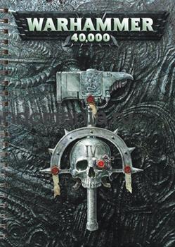 "Блокнот ""Вархаммер 40.000"" (Warhammer 40K) - фото 6048"