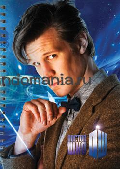 """Блокнот """"11 Доктор"""" (Доктор Кто) - фото 6067"""