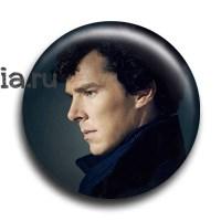 "Значок ""Возвращение Шерлока Холмса"" (Шерлок) - фото 6101"