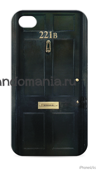"""Чехол для телефона """"221 B"""" (Шерлок) - фото 6196"""