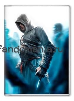 """Обложка на паспорт """"Assassin`s Creed"""" - фото 6236"""