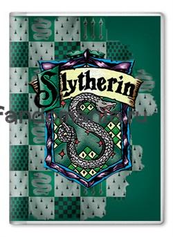 """Обложка на паспорт """"Слизерин"""" (Гарри Поттер) - фото 6240"""
