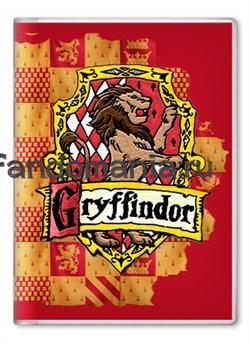 """Обложка на паспорт """"Гриффиндор"""" (Гарри Поттер) - фото 6242"""