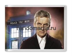 """Обложка на студенческий билет """"Двенадцатый Доктор"""" (Доктор Кто) - фото 6262"""