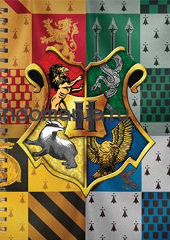 "Блокнот ""Хогвартс"" (Гарри Поттер) - фото 6286"