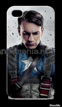 "Чехол для телефона ""Капитан Америка"" - фото 6326"