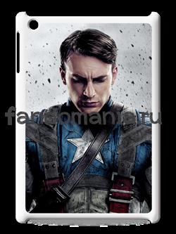 "Чехол для iPad ""Капитан Америка"" - фото 6330"