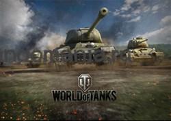 "Постер ""World of Tanks"" - фото 6443"