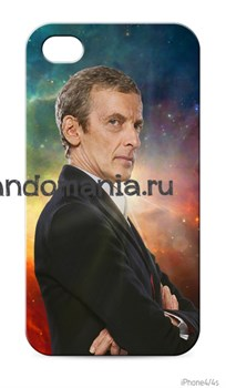 "Чехол для телефона ""12 Доктор"" (Доктор Кто) - фото 6469"