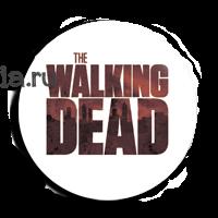 "Значок ""The Walking Dead"" (Ходячие мертвецы) - фото 6489"