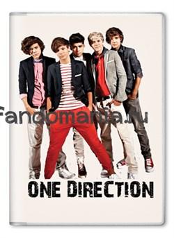 """Обложка на паспорт """"One Direction"""" - фото 6637"""