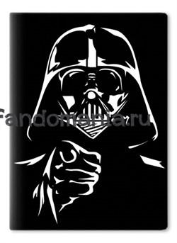 """Обложка на паспорт виниловая """"Звездные войны"""" - фото 6703"""