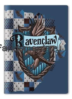 """Обложка на паспорт """"Равенкло"""" (Гарри Поттер) - фото 6728"""