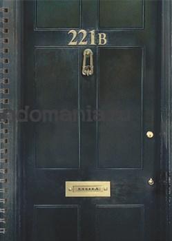 """Блокнот """"221 B"""" (Шерлок) - фото 6767"""