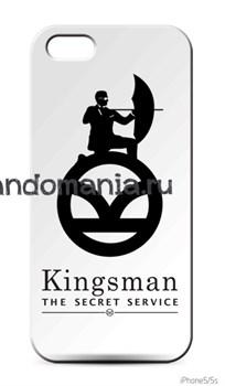 """Чехол для мобильного телефона """"Kingsman: Секретная служба"""" - фото 6801"""