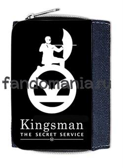 "Кошелек ""Kingsman: The Secret Service"" - фото 6805"