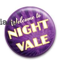 """Значок """"Night Wale"""" - фото 6824"""