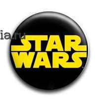 """Значок """"Звездные войны"""" - фото 6826"""