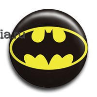 "Значок ""Бэтмен. Лого"" - фото 6839"