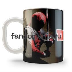 """Кружка """"Deadpool"""" - фото 6861"""