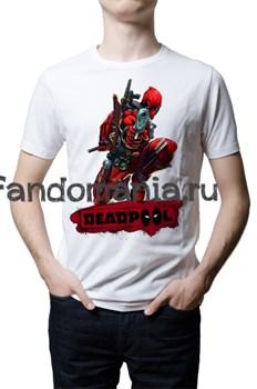 """Футболка """"Deadpool"""" - фото 6865"""