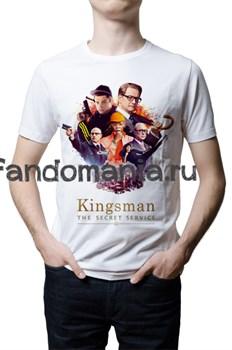 "Футболка ""Kingsman; Секретная служба"" - фото 6870"