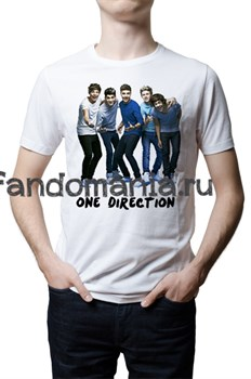 "Футболка ""One Direction"" - фото 6962"