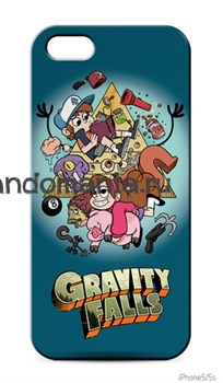 """Чехол для мобильного телефона """"Gravity Falls"""" (Гравити Фолз) - фото 7040"""