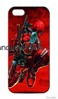"""Чехол для мобильного телефона """"Deadpool"""" - фото 7094"""