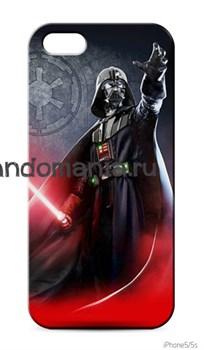 """Чехол для мобильного телефона """"Дарт Вейдер"""" (Звездные войны) - фото 7095"""