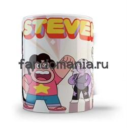 """Кружка """"Steven`s Universe"""" (Вселенная Стивена) - фото 7104"""