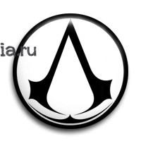 "Значок ""Assassin`s Creed"" - фото 7263"