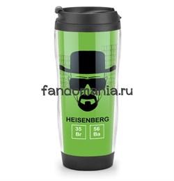 """Термостакан """"Heisenberg"""" (Во все тяжкие) - фото 7379"""