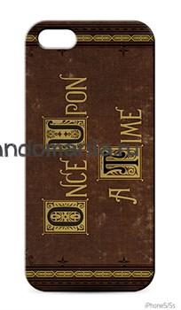 """Чехол для мобильного телефона """"Однажды в сказке. Книга"""" - фото 7388"""