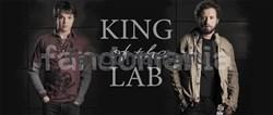 """Кружка """"Король лаборатории"""" (Кости) - фото 7686"""